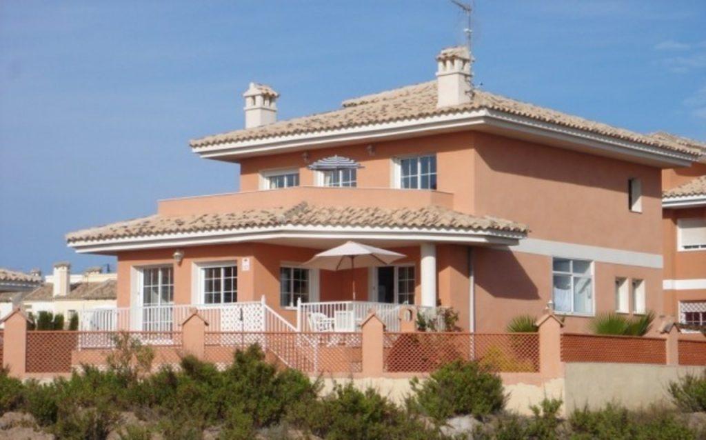 Villas for sale in Murcia, Costa Calida in Spain