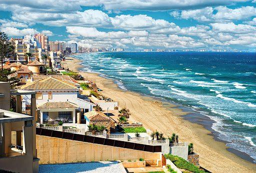 Villas for sale Costa Calida Murcia