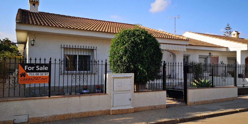Properties For Sale in Fuente Alamo de Murcia