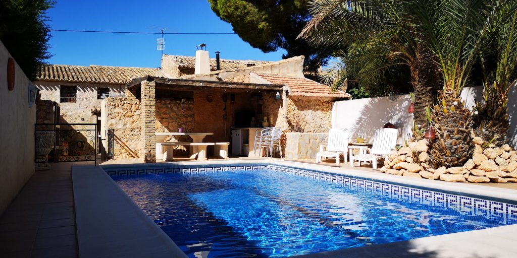 Country Property for sale in Murcia
